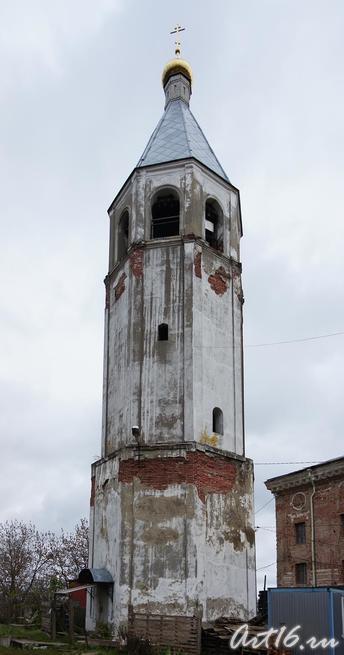 Колокольня (1769)  Воскресенской церкви. (г. Клин)::г.Клин, дом-музей П.И.Чайковского