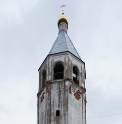 Колокольня (1769)  Воскресенской церкви. (г. Клин)
