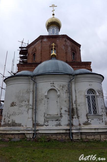 Церковь Воскресения Христова (г.Клин)::г.Клин, дом-музей П.И.Чайковского