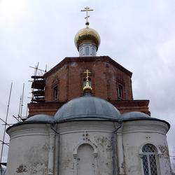 Церковь Воскресения Христова (г.Клин)