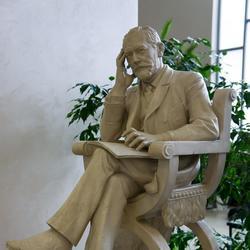 Богаткина Е.П. П.И.Чайковский. Уменьшенная копия с оригинала
