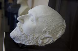 Целинский С.О. Посмертная маска П.И.Чайковского. 1893