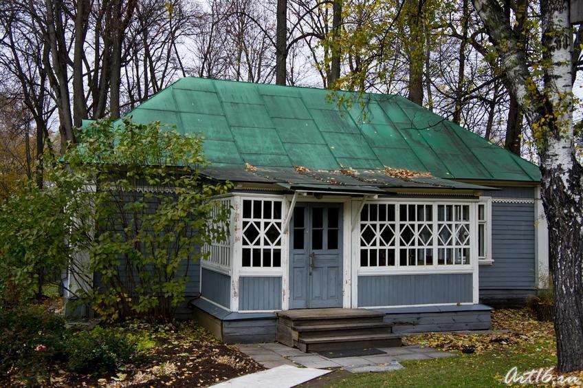 Гостевой дом в усадьбе ::г.Клин, дом-музей П.И.Чайковского