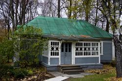 Гостевой дом в усадьбе