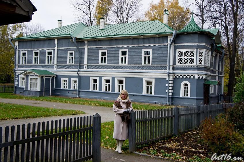 Дом П.И.Чайковского в Клину::г.Клин, дом-музей П.И.Чайковского