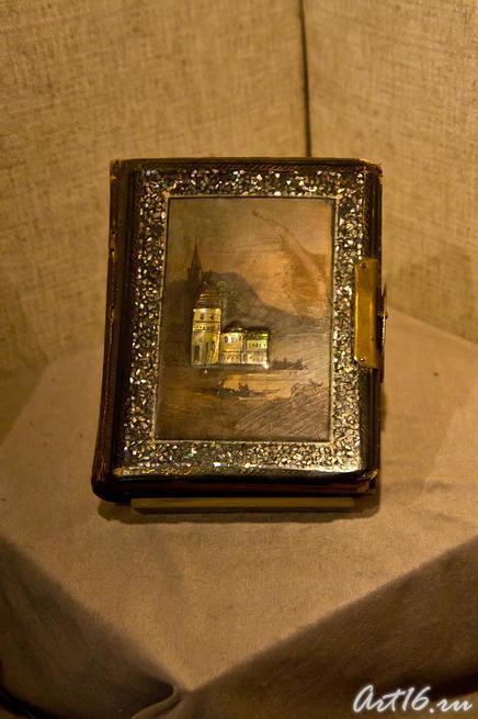 Личные вещи С.И.Танеева ::г.Клин, дом-музей П.И.Чайковского