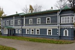 Дом, принадлежавший мировому судье Сахарову, арендованный в  мае 1892г. П.И.Чайковский