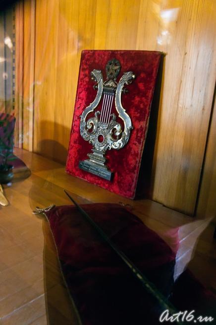 Вещи, принадлежавшие П.И.Чайковскому::г.Клин, дом-музей П.И.Чайковского