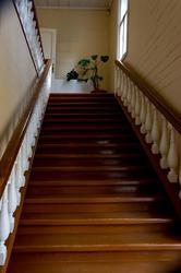 Лестница в Доме-музее  П.И.Чайковского