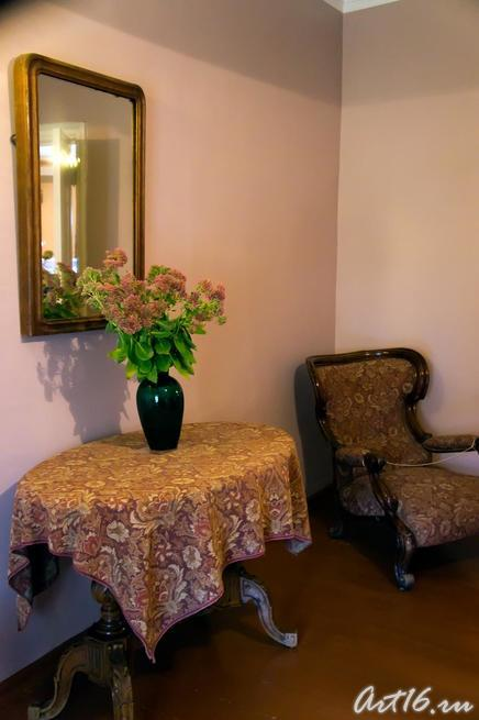 Фрагмент интерьера дома П.И.Чайковского::г.Клин, дом-музей П.И.Чайковского