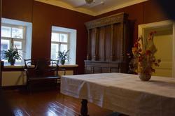 Столовая в доме П.И.Чайковского
