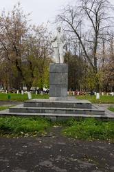 Памятник В.И.Ленину в г.Клин