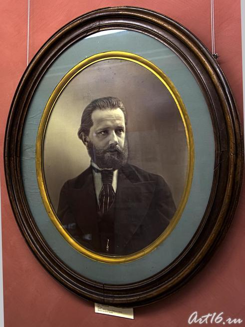 П.И.Чайковский. Фотоателье М.М. Панова