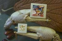 M.Mиниатюра с картины С.Дали. «Предчувствие гражданской войны»