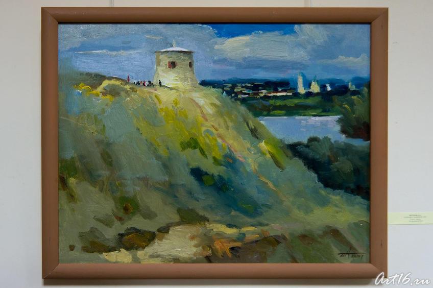 Фото №64588. Пейзаж с башней, 2007, Петров А.А.