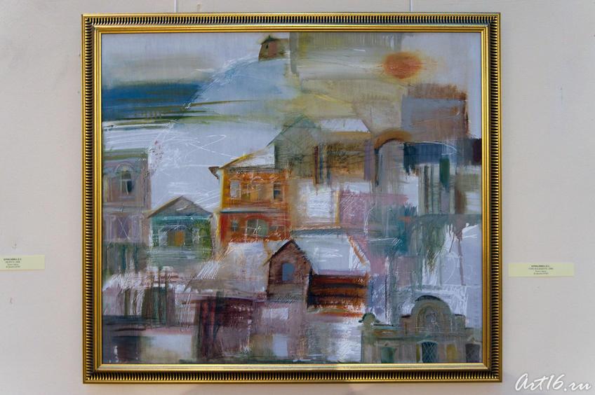 Фото №64593. Утро в Елабуге, 2006, Ермолина Е.С.
