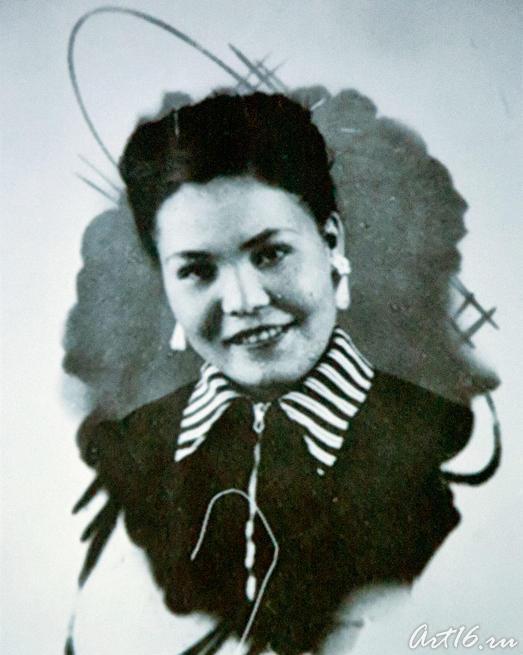 Альфия Авзалова. Портрет