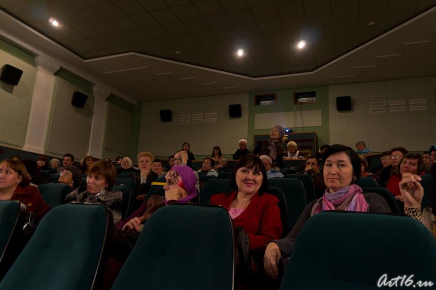 Перед премьерой фильма «Моң патшабикәсе»::Альфия Авзалова, фото к статье