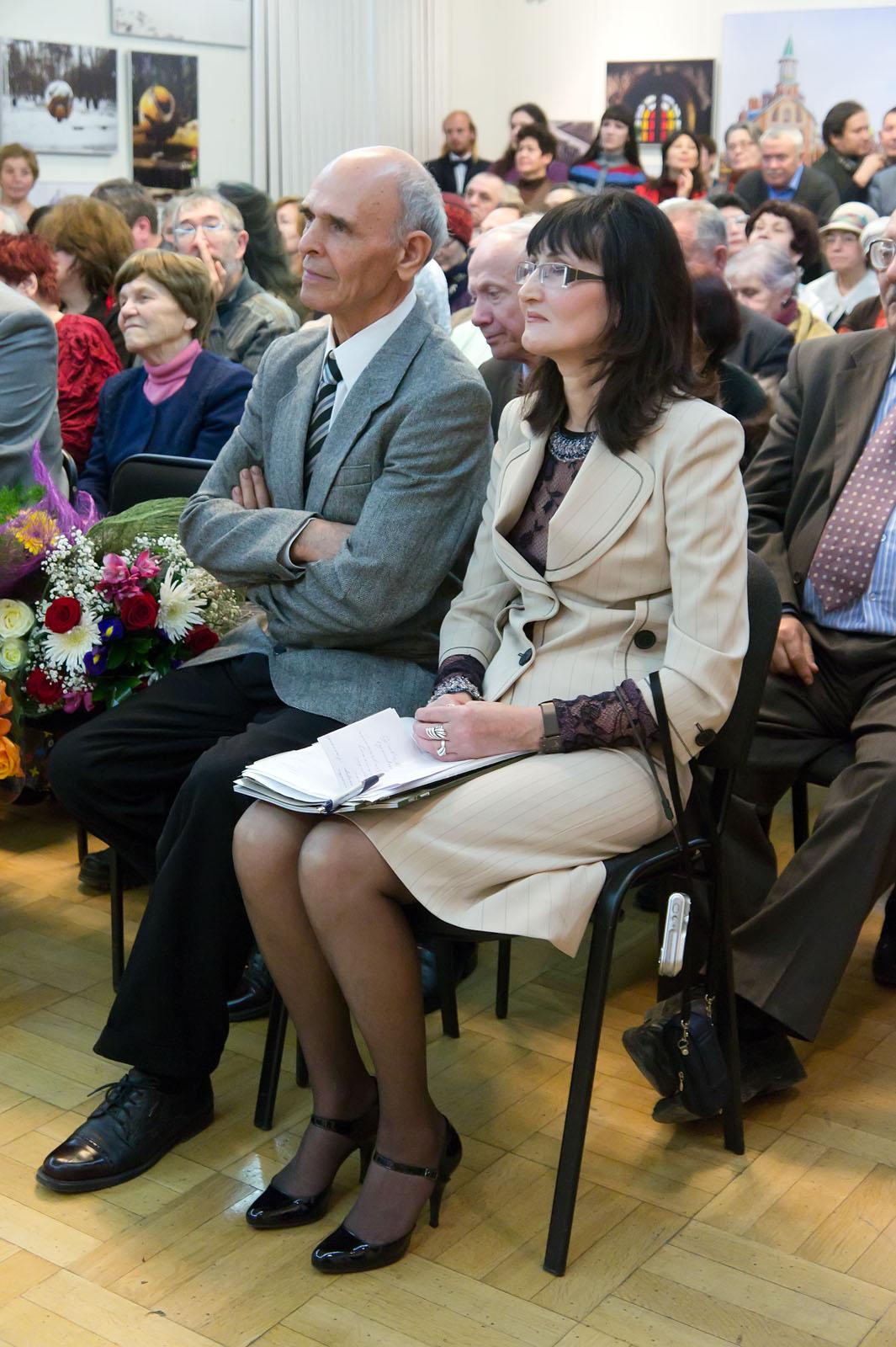 Фото №64971. Чета Хановых — Ильдар и Рауза
