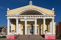 Дом офицеров Казанского гарнизона