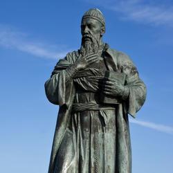Памятник булгарскому поэту Кул Гали