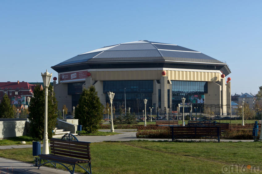Баскет-холл::Разное. Казань