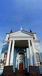 Римско-католический приход «Воздвижение Святого Креста». Казань, ул. Островского, 73