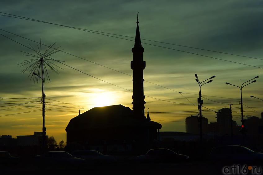 Исхаковская мечеть::Разное. Казань
