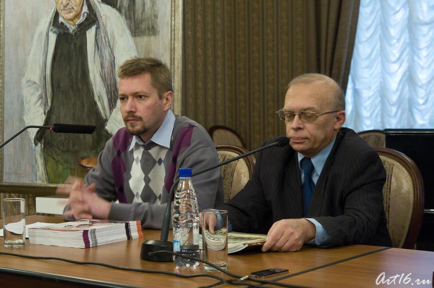 Рустем Шакиров,  Юрий Балашов::Аксенов-Fest — 2010, 4 ноября