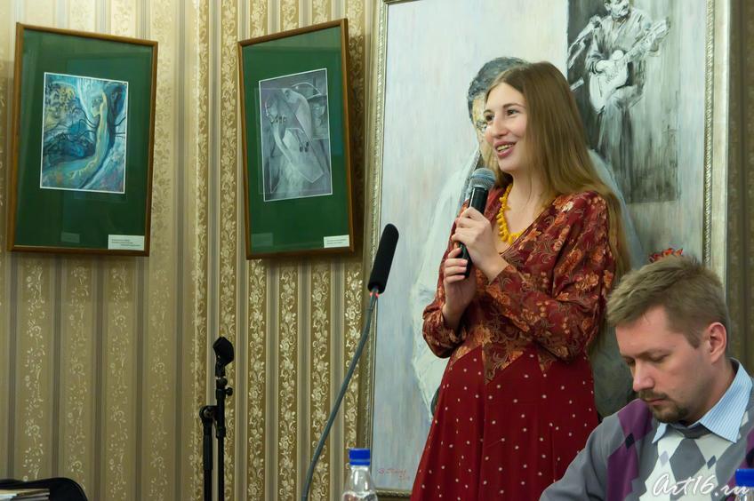 Абсалямова Альбина Булатовна::Аксенов-Fest — 2010, 4 ноября