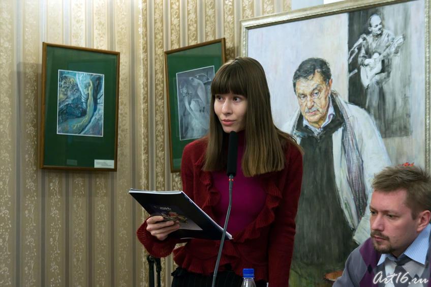 Дина Садыкова