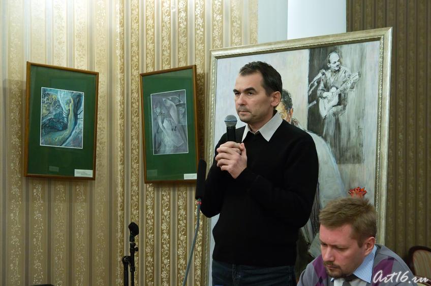 Салават Юзеев::Аксенов-Fest — 2010, 4 ноября
