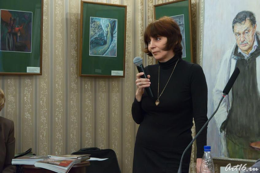 Галия Зайнуллина::Аксенов-Fest — 2010, 4 ноября