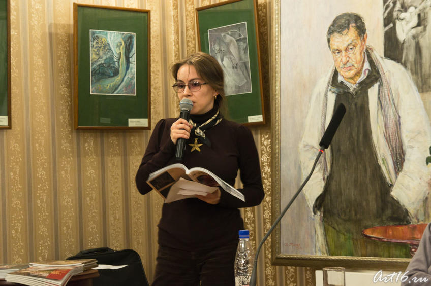 Юлия Сандлер::Аксенов-Fest — 2010, 4 ноября