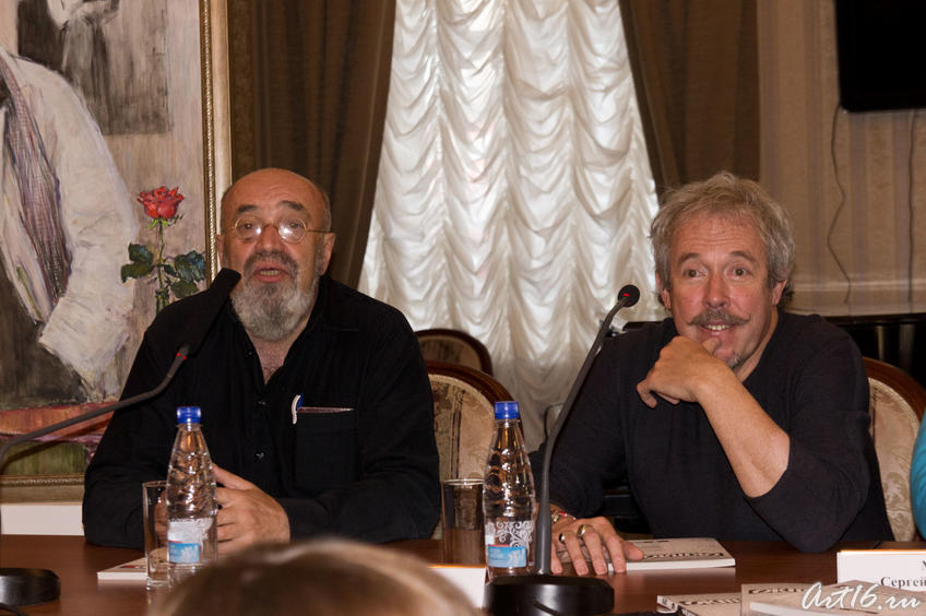 Евгений Анатольевич Попов, Андрей Вадимович Макаревич::Аксенов-Fest — 2010, 5 ноября
