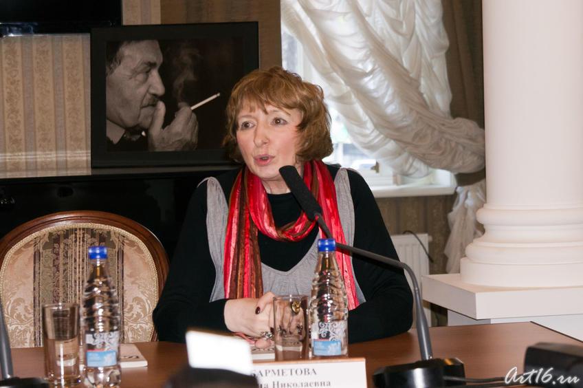 Ирина Николаевна Барметова::Аксенов-Fest — 2010, 5 ноября