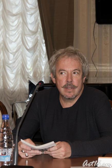 Андрей Вадимович Макаревич::Аксенов-Fest — 2010, 5 ноября
