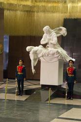 Музей-мемориал  ВОВ на поклонной горе, г.Москва, 2010г.