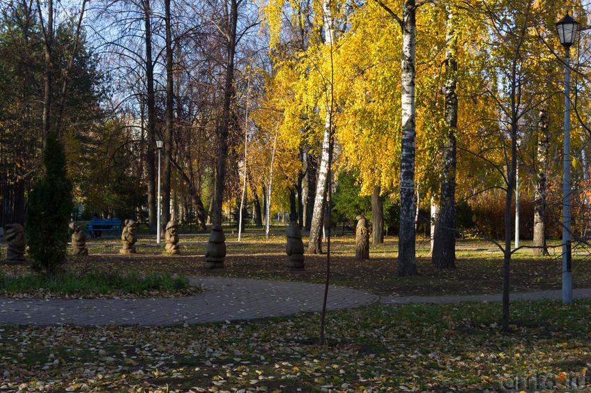 Осень. Гномы. 2010г.::Избратое