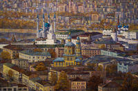 Казань. 2008. Алсу Тимергалина