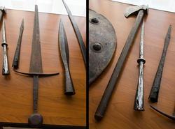 04848 музейное занятие «Ратей сверкающая сталь»