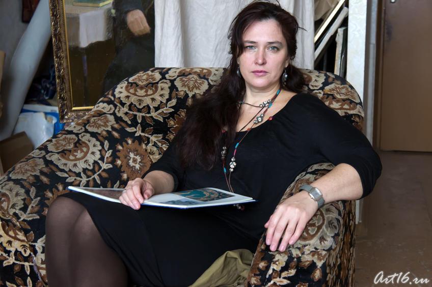 Елена Сунгатова 05312::Создание портрета