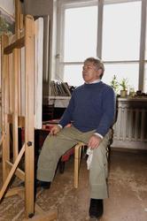 Рифкат Мухамедович Вахитов, художник-живописец, заслуженный деятель искусств Республики Татарстан