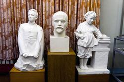 Экспозиция Дома-музея В.Ульянова-Ленина