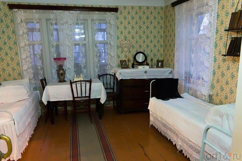 Фото №66276. Комната Марии Александровны, Ольги и Марии Ульяновых