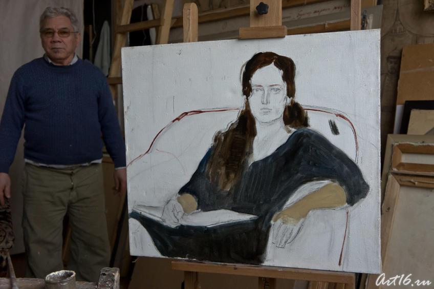 20 ноя. 2010::Создание портрета
