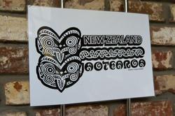 05579_Каллиграфия. Джозеф Черчвуд (Новая Зеландия)