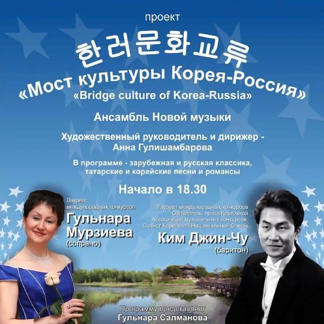 Гульнара Мурзиева, Ким Джин-Чу::Служебный