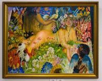 Сад Эдема. 2003.  Акимов В.Я