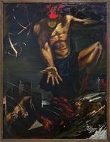 Танец Марса. 1982-1985.  Акимов В.Я